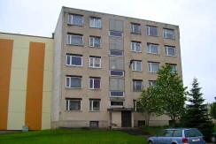 3- toaline, keskküttega korter, Riia mnt 57