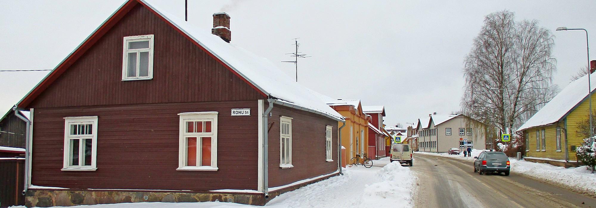 Maja, kõrvalhooned Abjas