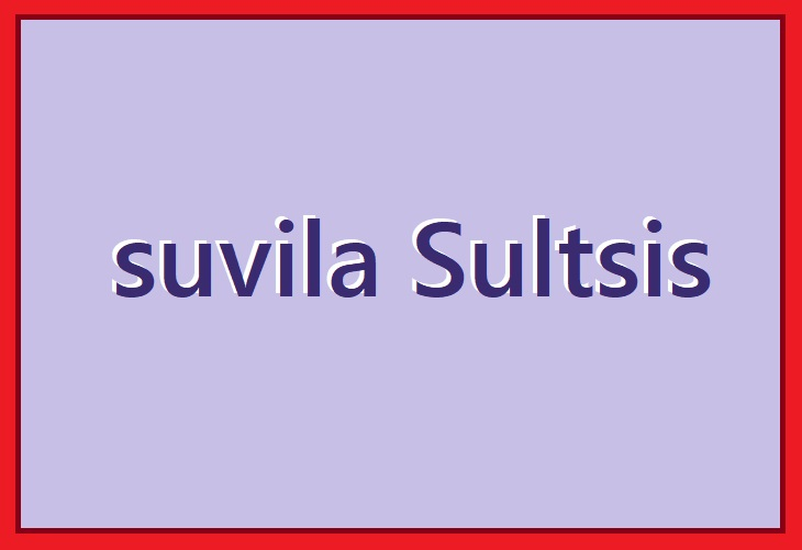 Sultsi