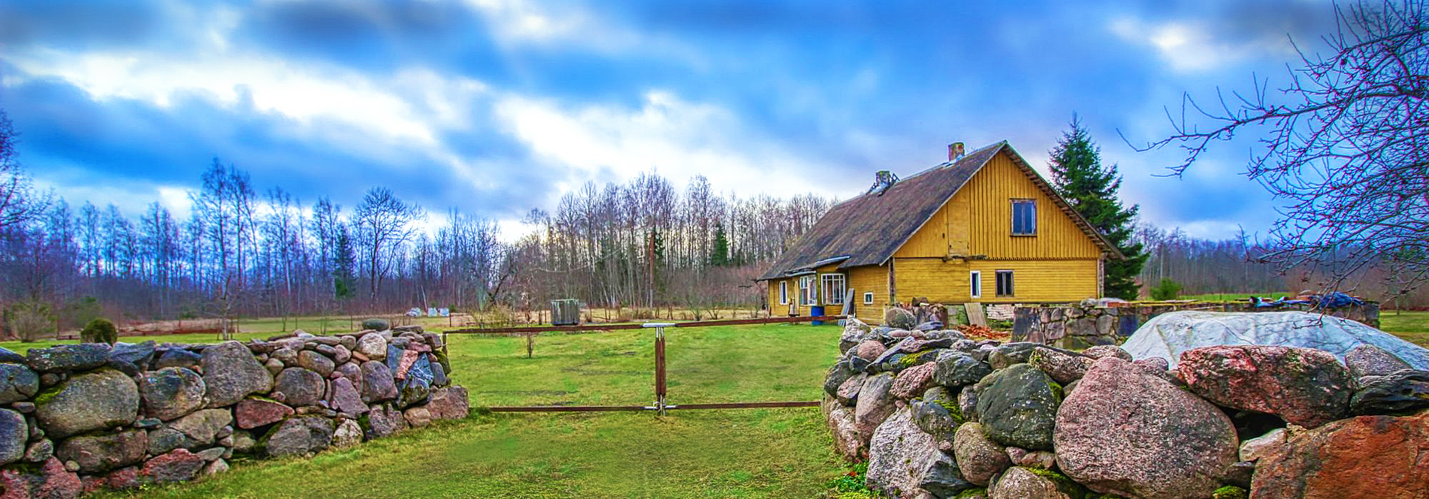 Majavaldus Viljandist 10 km
